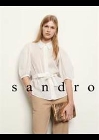 Prospectus Sandro Puteaux : Collection Femme