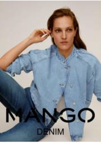 Catalogues et collections MANGO Bern : Denim