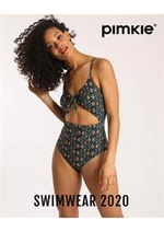 Catalogues et collections Pimkie : Swimwear 2020