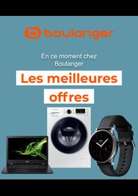 Prospectus Boulanger Toulon : Les meilleures offres