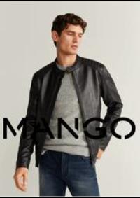 Prospectus MANGO PARIS 6 - Montparnasse : Leather and more