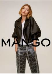 Prospectus MANGO PARIS 16 - Rue de passy : Leather and more
