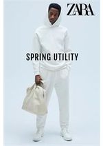 Catalogues et collections ZARA : Utility Spring