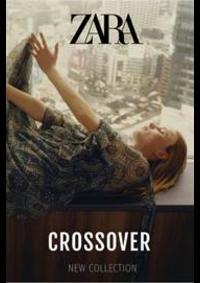 Catalogues et collections ZARA DUNKERQUE 5 PLACE DE LA REPUBLIQUE : Crossover