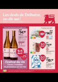 Prospectus Supermarché Delhaize Knokke-Heist : Nouveau: Promotion de la semaine
