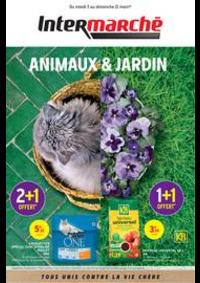 Prospectus Intermarché Super Vierzon : ANIMAUX & JARDIN