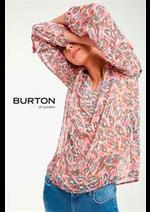 Prospectus Burton : Nouveautés / Femme