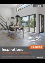 Prospectus Point P : Inspirations Interieur & Extérieur