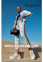 Prospectus Desigual : Nouvelle Collection Denim / Femme