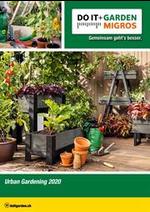 Promos et remises  : Urban Gardening 2020