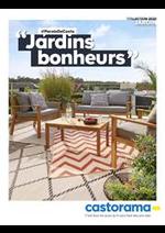 Prospectus Castorama : Jardins Bonheurs