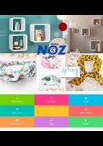 Catalogues et collections NOZ : Noz Arrivages