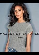 Prospectus Majestic Filatures : Les Nouveautés Femme