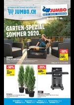 Prospectus Jumbo : Garten-spezial Sommer 2020