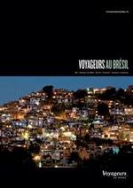 Bons Plans Voyageurs du monde : Voyageurs au Brésil