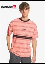 Catalogues et collections Quiksilver : T- Shirts Homme