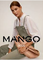Catalogues et collections MANGO : Denim Styles | Lookbook