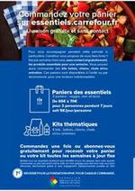 Services et infos pratiques Carrefour Express : Livraison Gratuite et sans contact