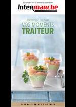 Prospectus Intermarché Super : VOS MOMENTS TRAITEUR
