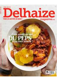 Journaux et magazines Supermarché Delhaize Brugge : Delhaize Magazine