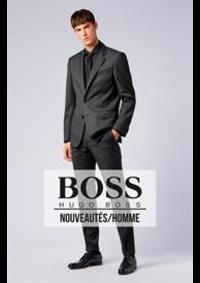 Prospectus Hugo Boss Paris Avenue Paul Doumer : Nouveautés / Homme