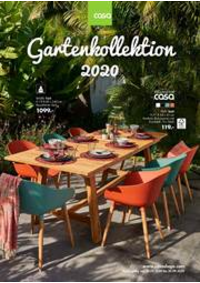 Prospectus Casa Bern - Wankdorf : Gartenkollektion 2020