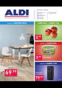 Prospectus Aldi BLANKENBERGE : Folder Aldi