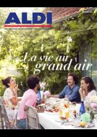 Prospectus Aldi BLANKENBERGE : La vie au grand air