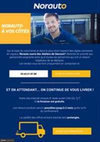 Prospectus Norauto ARGENTEUIL : Norauto à vos côtés