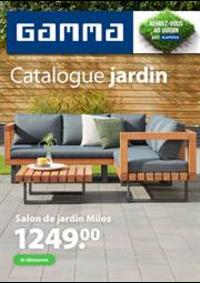 Prospectus GAMMA LEUVEN : Catalogue jardin