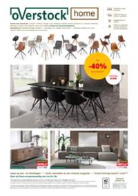 Promos et remises Overstock Home Mechelen : Grote voorraden in ons centraal magazijn