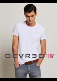 Prospectus Devred 1902 TARBES : T-Shirt & Polos Homme