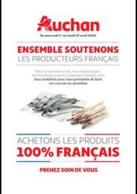 Services et infos pratiques Auchan BAGNOLET : Catalogue Auchan