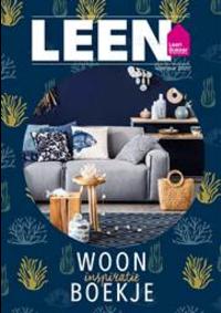 Prospectus Leen Bakker GEMBLOUX : Leen inspiratie magazine