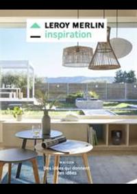 Prospectus Leroy Merlin Andelnans : Guide Inspiration Maison