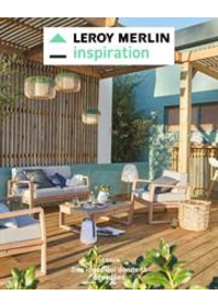 Prospectus Leroy Merlin Bonneuil-sur-Marne : Guide Inspiration Jardin