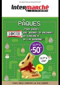 Prospectus Intermarché Super Orgeval : PÂQUES