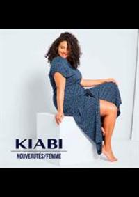 Prospectus Kiabi PANTIN : Nouveautés / Femme