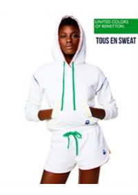 Prospectus United Colors of Benetton Bruxelles - Av Louise  : Tous en sweat / Femme