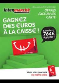 Prospectus Intermarché Clabecq - Tubize : Folder Intermarché
