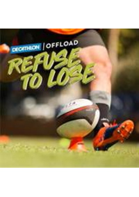 Catalogues et collections DECATHLON VERVIERS : Refuse to lose Kollection