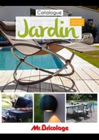 Prospectus Mr. Bricolage LIEGE Gretry  : Decouvrez notre Guide Jardin