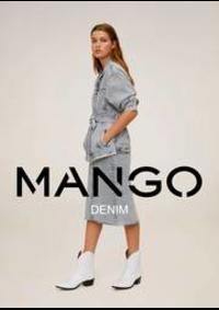 Prospectus MANGO PARIS 4 - 82 rue de Rivoli : Denim Styles | Lookbook