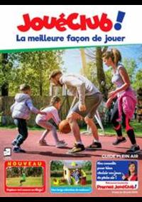 Prospectus JouéClub ILLZACH : La meilleure façon de jouer