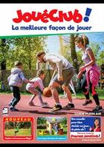 Prospectus JouéClub : La meilleure façon de jouer