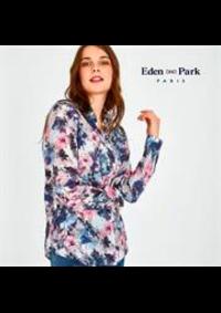Prospectus Eden Park PARIS : Nouveautés / Femme