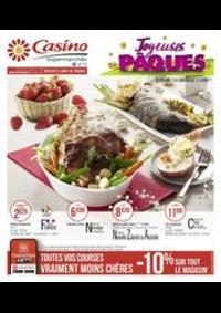 Prospectus Supermarchés Casino Cormeilles en Parisis : Joyeuses Pâques