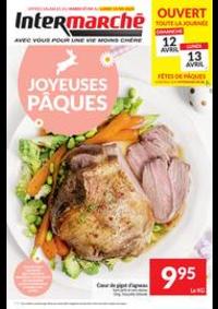 Promos et remises Intermarché Clabecq - Tubize : Folder Intermarché