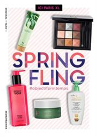 Prospectus Ici Paris XL Bruxelles - Pl de Marché aux Herbes  : Spring Deals