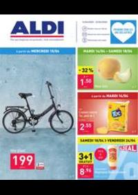 Promos et remises Aldi FOSSES-LA-VILLE : Folder Aldi